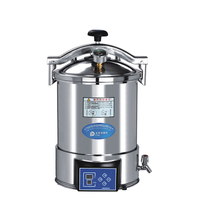 YX-18HDD, YX-24HDD Portable autoclaves