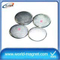 N50 Dia.8mmx1.5mm Strong Round Rare Earth Neodymium Magnet