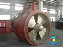 1100mm To 3300mm Ship Bow Thrusters With Marine Certificate