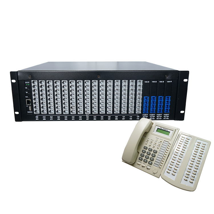 Excelltel PABX Telephone System Hotel PABX TP152