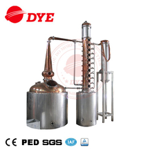 Factory Price 150LHome Alcohol Distillation Copper Distilling Equipment