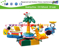 A-11704 Guangzhou factory provides cheap 4 seats carousel