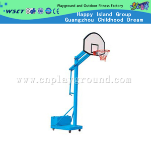 Lifting Type Mobile Basketball Frame for School Gym Equipment(HD-13603)