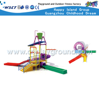 Discount Water park Playground Water Park Combination Playground(HD-6603)
