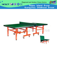 Mobile Foldable Table Tennis Table for School Fitness Equipment (HD-13612)