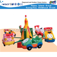 A-11601 Children Electric Toy Car Merry-Go-Round Playgrounds