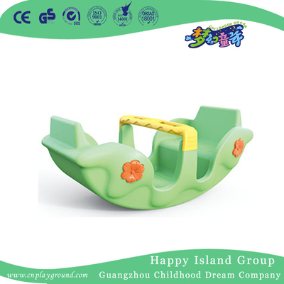 Four Kids Green Plastic Toys Seesaw Equipment (HJ-20501)