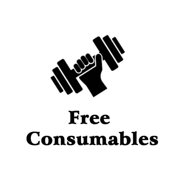 Free Consumables For Users