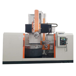 C5116D Vertical CNC Lathe Machine for Heavy Cutting