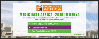 MEDIC EAST AFRICA -2019 IN KENYA