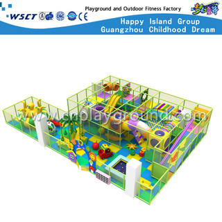 Indoor Naughty Castle Children Play Area Equipment(MH-05618)