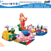 Outdoor Cartoon Design Carousel Ride Playgrounds For Children (A-11602)