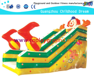 Outdoor Wonderful Inflatable Slide For Amusement Park