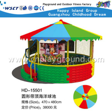 Ball Pool / Ball Pool With Umbrella Shade(HD-15501)