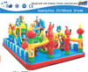 Children Outdoor Large Inflatable Climbing Castle (M11-06108)