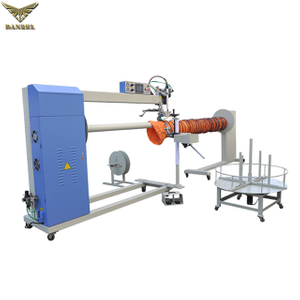 Hot Air PVC Reinforced Flexible Ducting Welding Machine