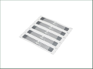 HF Passive NFC Sticker Small Thin RFID Tag For Management