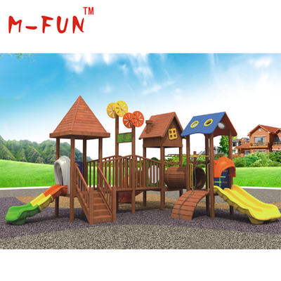 Kids wooden playsets