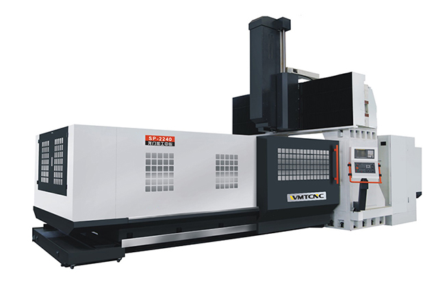 The Future Development Trend Of CNC Gantry Milling Machine