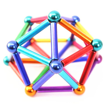 Novelty toy magnets magnetic sticks and balls