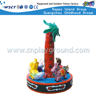 Children Outdoor Electric Carousel Ride Playgrounds (A-11502)