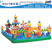 Popular Cartoon Disney Inflatable Castle Children Playhouse (M11-06202)