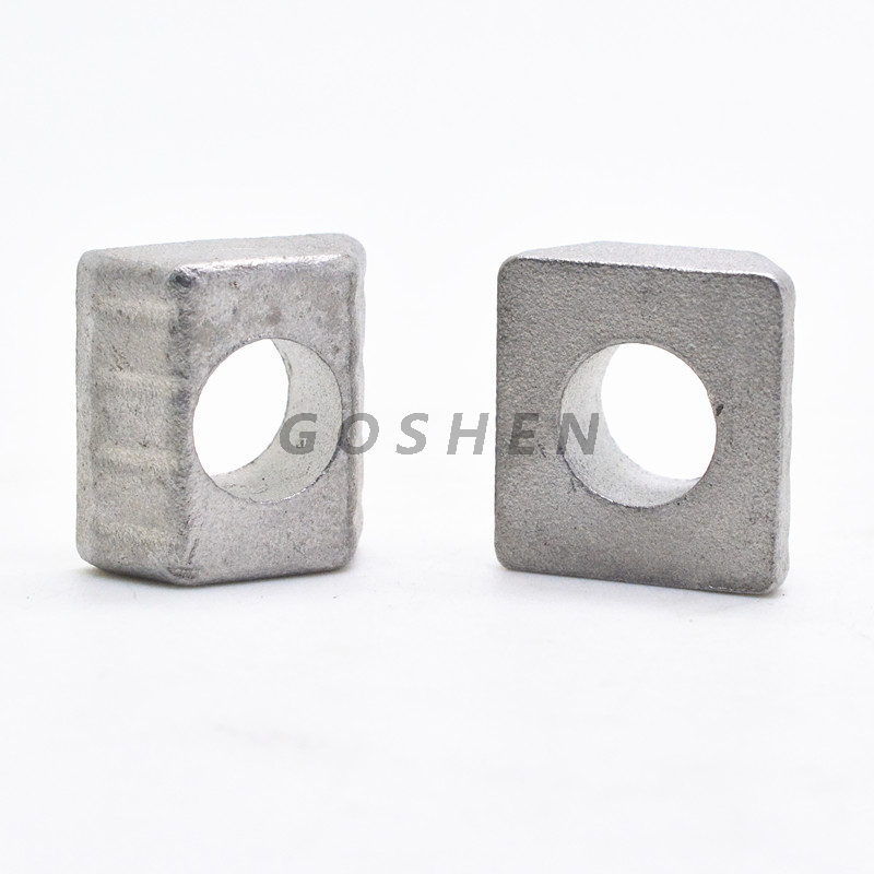 Stainless Steel pipe strap casting