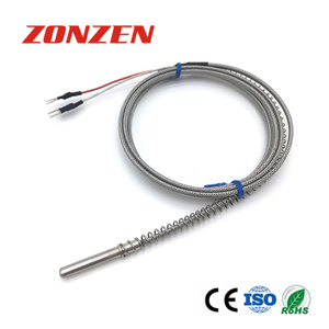 Probe Tube Spring Thermocouple (ZZ-PS01-J)