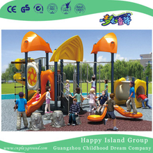 Outdoor Training Equipment Sea Breeze Galvanized Steel Playground (HG-10102)