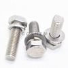 Stainless Steel Hex Head Combination Screw