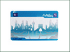Pvc Bank Magnetic Stripe Cards