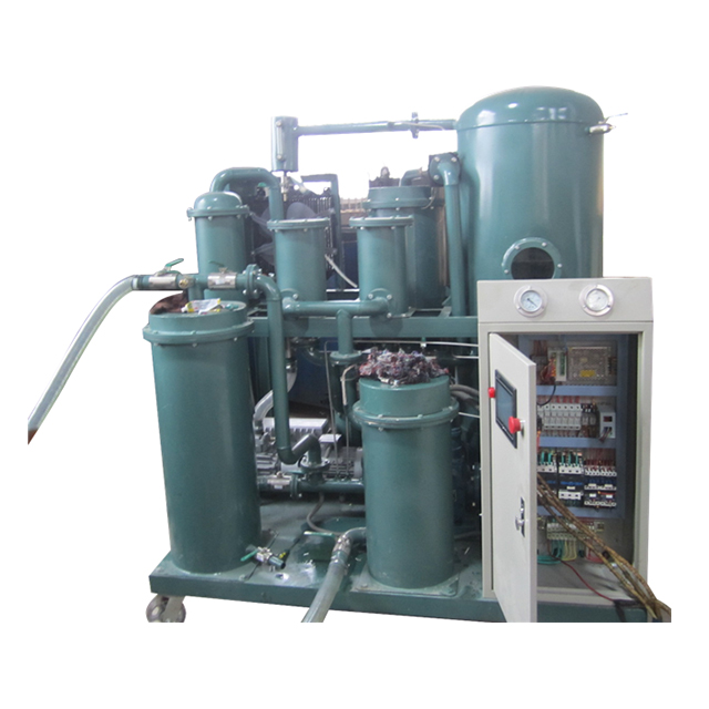 Series TYA -A fully automatic lubricating oil purifier