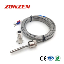 Bayonet Spring Thermocouple (ZZ-BST03-J-4M)