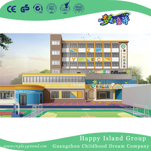 School Whole Solution with Modern Style Decoration (HG-3)