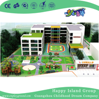 School Beautiful Outdoor Garden Whole Solution For Children (HG-4)
