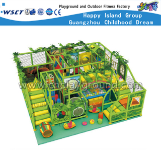 Amusement Park Forest Theme Kids Indoor Playground For Sale (HD-9203)