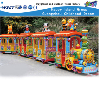 Animal Cartoon Mini Electric Railway Train (Hd-10302)