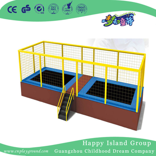 New Design Large Combination Trampoline For Kids Play(HF-19504)