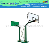Popular Outdoor School Gym Equipment Fixed Basketball Frame(HD-13606)