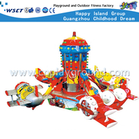HD-11002 High Quality Children Electric Playgrounds