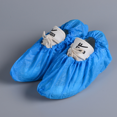 Disposable CPE Plastic waterproof Shoe Cover