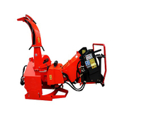 BX52R EU Hydraulic Wood Chipper