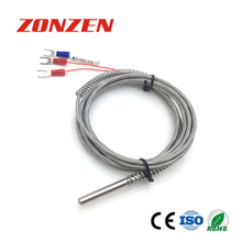 Probe Tube Spring Thermocouple (ZZ-PS01-PT100)