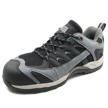 China cemented composite toe cap sport work shoes safety