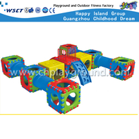 Outdoor Toddler Cube Blocks Plastic Toys Playground Equipment (M11-09603)