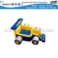 Outdoor Little Children Play Bulldozer Inflatable Sport Game (HD-9805)