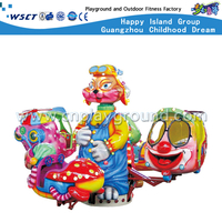 HD-10803 Amusement Park Cartoon Carousel Playgrounds