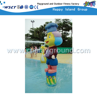 Water Cartoon Game Aqua Game For Water Park Playground(HD-7104)