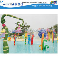 Aqua Game Water Spray Equipment for Water Park Playground (A-07301)