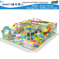 Kindergarten Indoor Playground Equipment Environmental Soft Equipment(H13-60005)